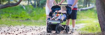 Najlepsze wózki dla rodzeństwa w 2020 roku