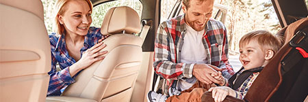 Najlepsze foteliki samochodowe dla rocznego dziecka